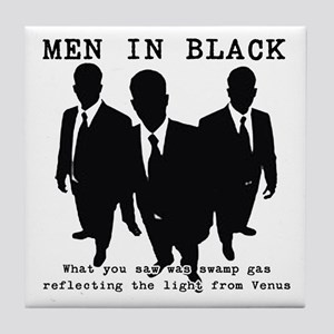 Men In Black 6 Tile Coaster