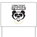 Crunk Panda™ Yard Sign