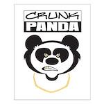 Crunk Panda™ Small Poster