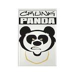 Crunk Panda™ Rectangle Magnet
