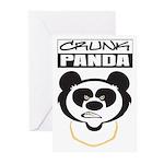 Crunk Panda™ Greeting Cards (Pk of 20)