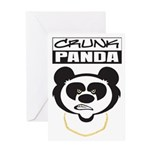 Crunk Panda™ Greeting Card