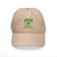 Winston Irish Baseball Cap