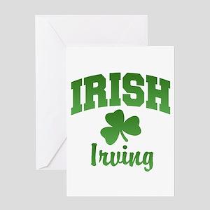 Irving Irish Greeting Card