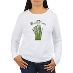 I Heart Spargelfest! Women's Long Sleeve T-Shirt