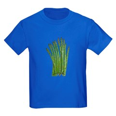 Fresh Asparagus Fan T