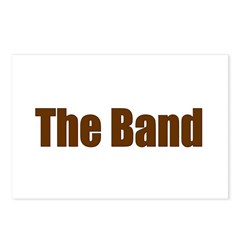 The Band Postcards (Package of 8)