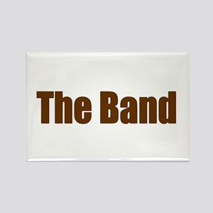 The Band Rectangle Magnet
