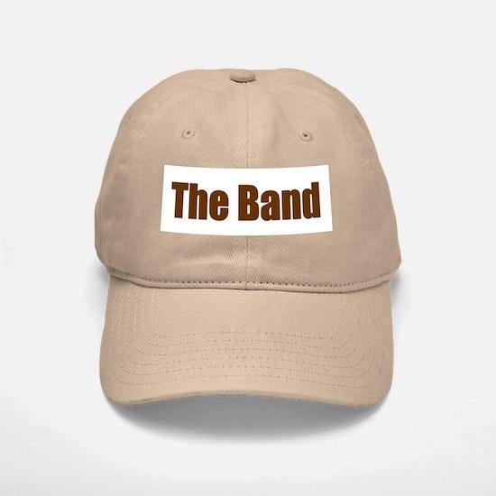 The Band Baseball Baseball Cap