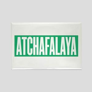 Atchafalaya Rectangle Magnet