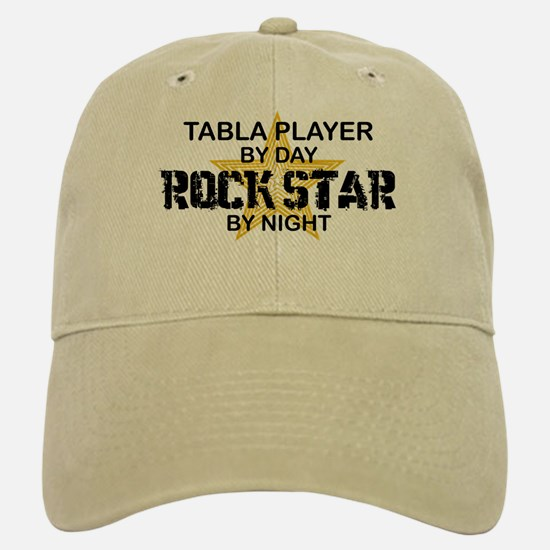 Tabla Player Rock Star Baseball Baseball Cap