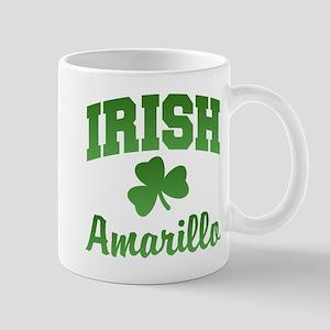 Amarillo Irish Mug