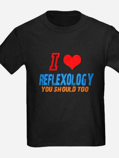 I love reflexology T