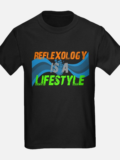 Reflexology is a lifestyle T
