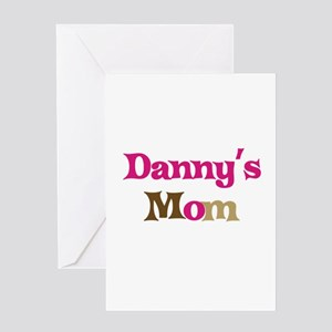Danny's Mom Greeting Card