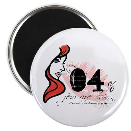 Few Are Chosen Redhead Magnet