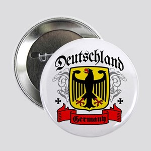"Deutschland Coat of Arms 2.25"" Button"