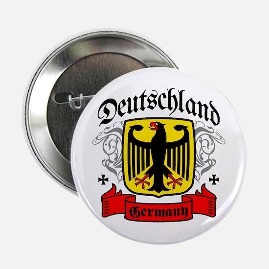 """Deutschland Coat of Arms 2.25"""" Button"""