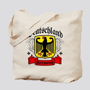 Deutschland Coat of Arms Tote Bag