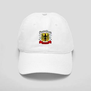 Deutschland Coat of Arms Cap
