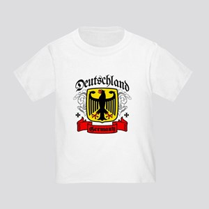 Deutschland Coat of Arms Toddler T-Shirt