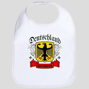 Deutschland Coat of Arms Bib
