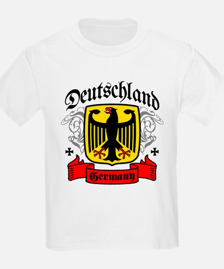 Deutschland Coat of Arms T-Shirt
