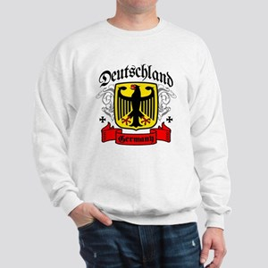 Deutschland Coat of Arms Sweatshirt