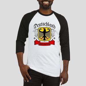 Deutschland Coat of Arms Baseball Jersey