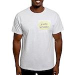 Cushie Crusader Ash Grey T-Shirt