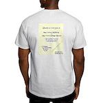 Cushing's Expert Ash Grey T-Shirt