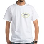 Cushing's Expert White T-Shirt