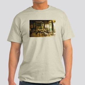 Toby's Occoquan Virginia Ash Grey T-Shirt