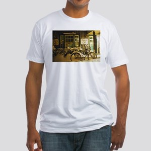 Toby's Occoquan Virginia Fitted T-Shirt