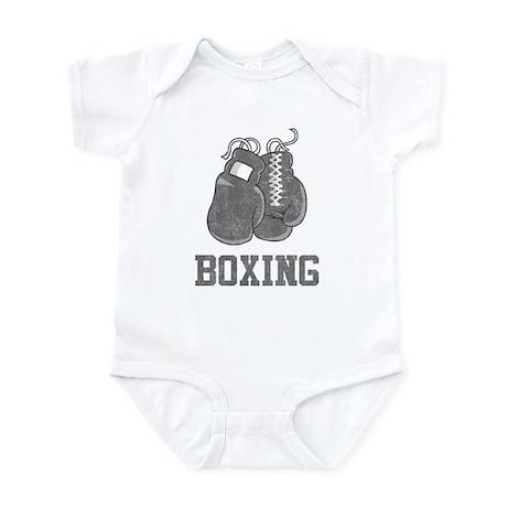 Vintage Boxing Infant Bodysuit