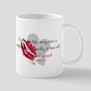 Redhead Quote Mug
