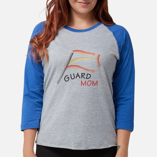 guard mom 1 Long Sleeve T-Shirt