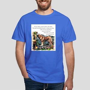 Leonberger Art Gifts Dark T-Shirt
