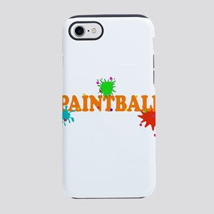 Paintball iPhone 8/7 Tough Case