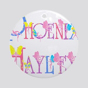 PHOENIX HAYLEY Ornament (Round)