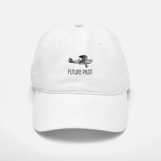 Future Pilot Baseball Baseball Cap