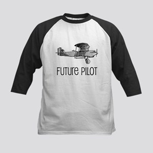 Future Pilot Kids Baseball Jersey