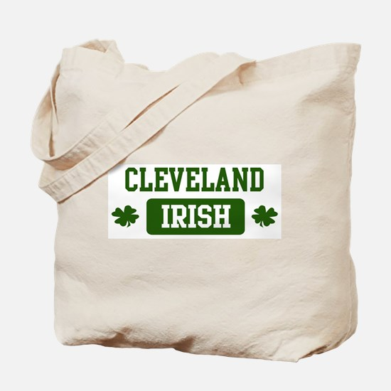 Cleveland Irish Tote Bag