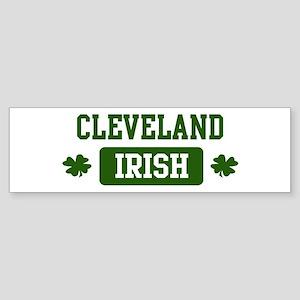 Cleveland Irish Bumper Sticker