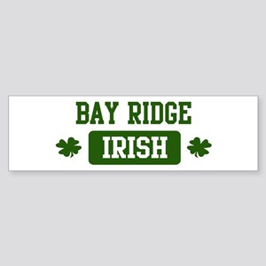 Bay Ridge Irish Bumper Sticker