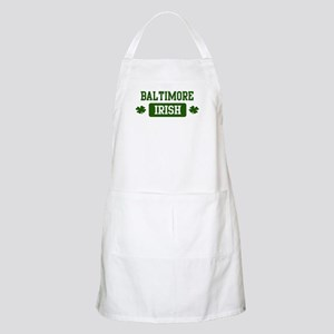 Baltimore Irish BBQ Apron