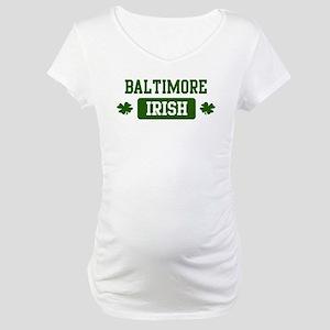 Baltimore Irish Maternity T-Shirt