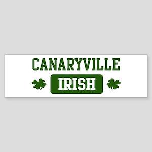 Canaryville Irish Bumper Sticker