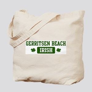 Gerritsen Beach Irish Tote Bag