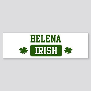 Helena Irish Bumper Sticker
